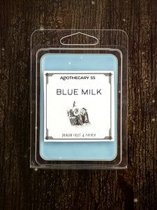 Blue Milk wax melt