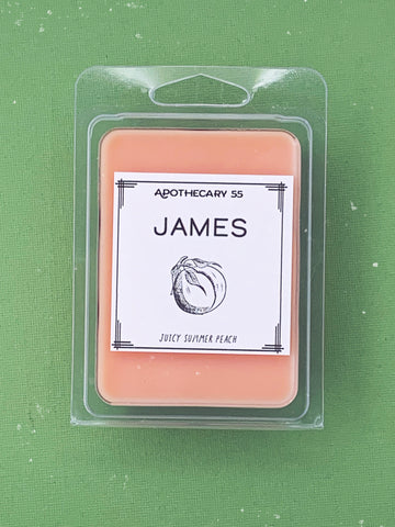 James wax melts