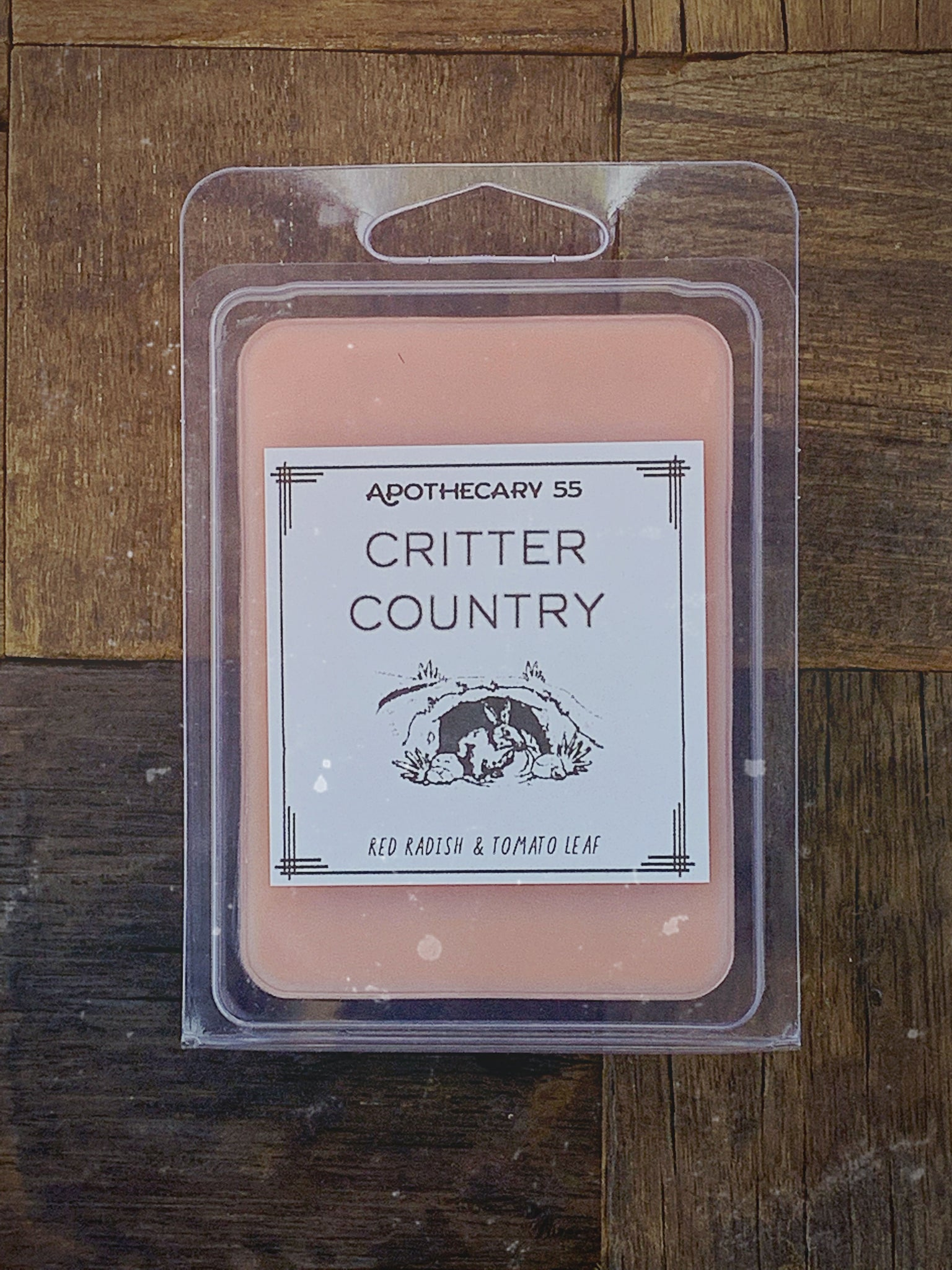 Critter Country wax melt