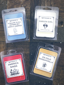 Our American Adventure Cargo Pack wax melts