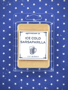 Ice Cold Sarsaparilla wax melt