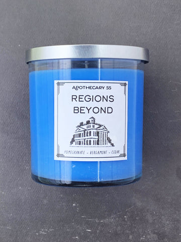 Regions Beyond 9 oz. single wick candle