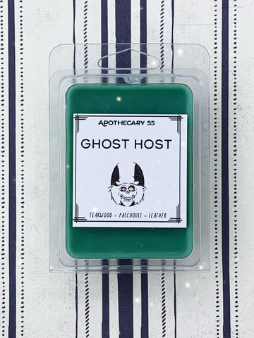 Ghost Host wax melt