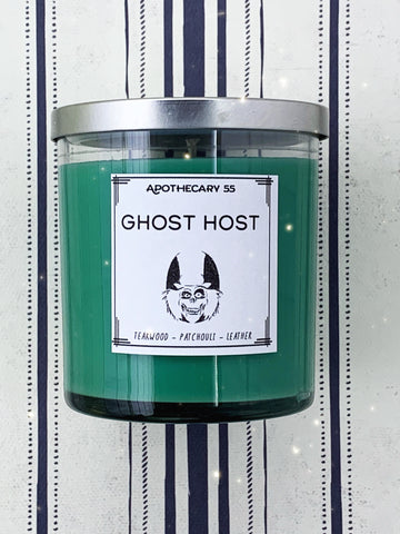 Ghost Host 9 oz. single wick candle