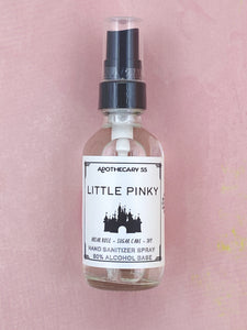 Little Pinky Hand Sanitizer Spray 2 oz.