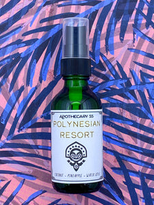Polynesian Resort Hand Sanitizer Spray 2 oz.