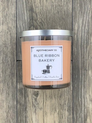 Blue Ribbon Bakery 9 oz. single wick candle