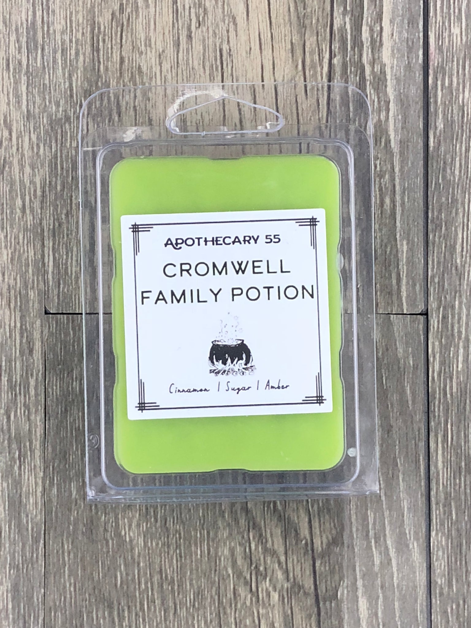 Cromwell Family Potion wax melt