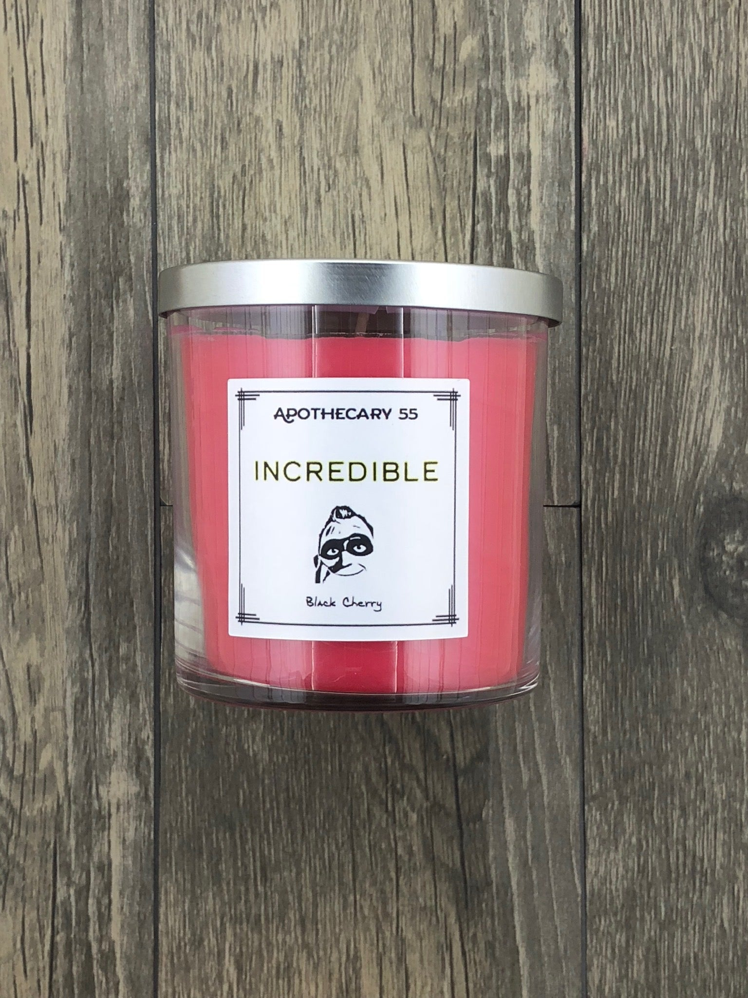 Incredible 9 oz. single-wick candle