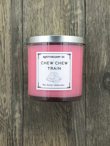 Chew Chew Train 9 oz. single wick candle