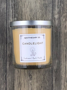 Candlelight 9 oz. single wick candle