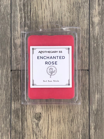 Enchanted Rose wax melt