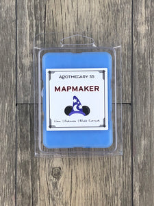 Mapmaker wax melt
