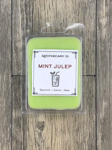 Mint Julep wax melt