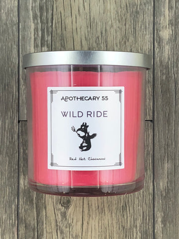 Wild Ride 9 oz. single wick candle