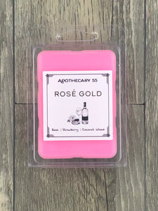 Rosé Gold wax melt