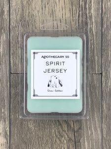 Spirit Jersey wax melt