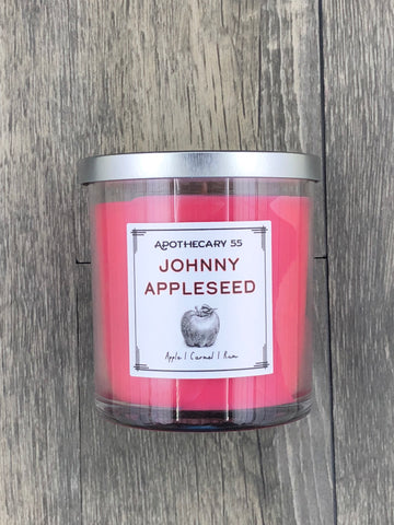 Johnny Appleseed 9 oz. single wick candle