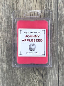 Johnny Appleseed wax melt