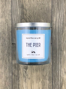 The Pier 9 oz. single wick candle