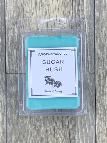 Sugar Rush wax melt