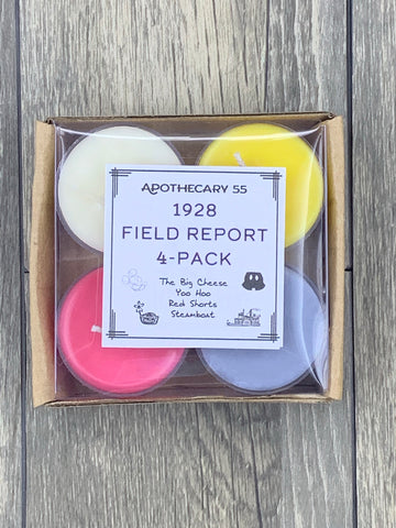 1928 Field Report 4-Pack