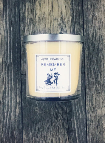 Remember Me 9 oz. single wick candle