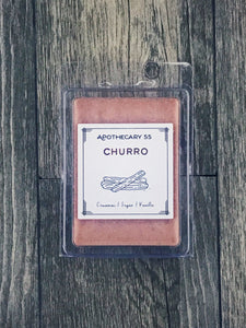 Churro wax melt