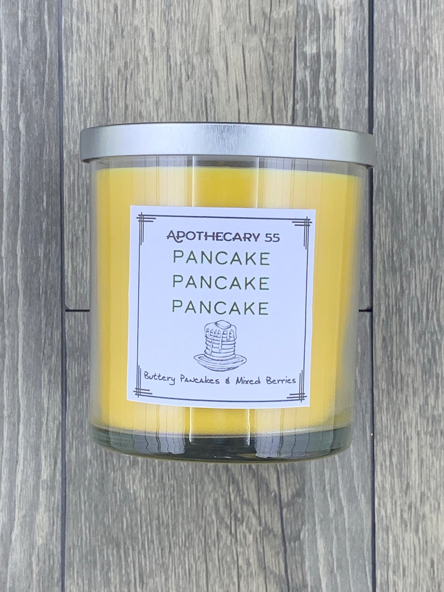 Pancake Pancake Pancake 9 oz. wicked candle