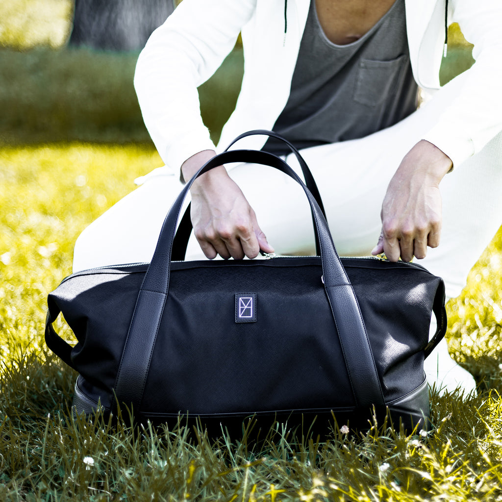 Siebenhaar proudly presents the first smart Designer Sportsbag
