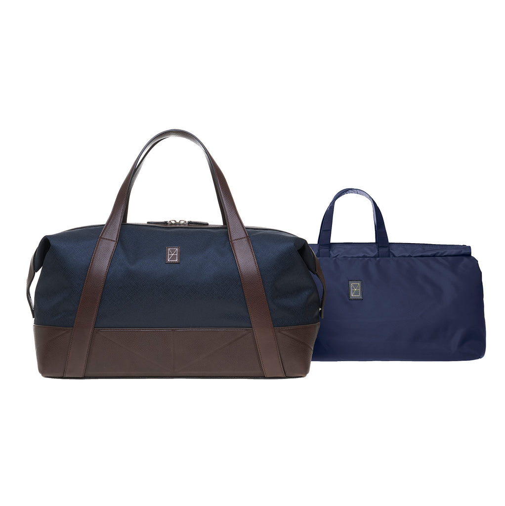Travel & Business<br>navy/brown<br>large