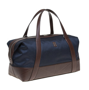 Travel & Fitness<br>navy/brown<br>large