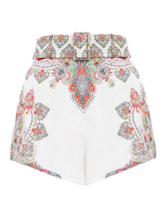NINETY-SIX FILIGREE SHORT