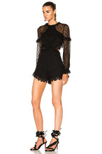 | DIVINITY SCALLOP PLAYSUIT