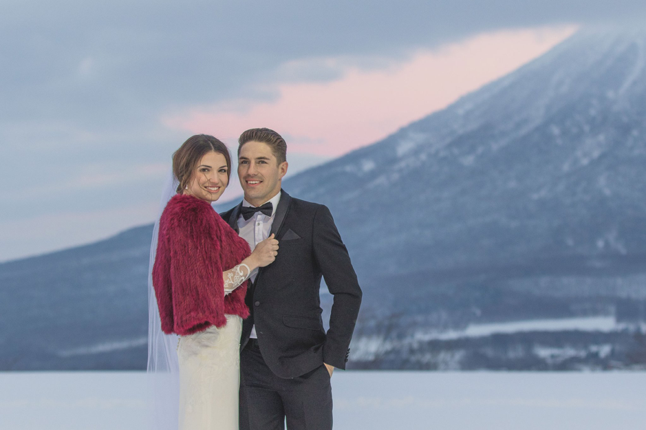 Niseko Wedding