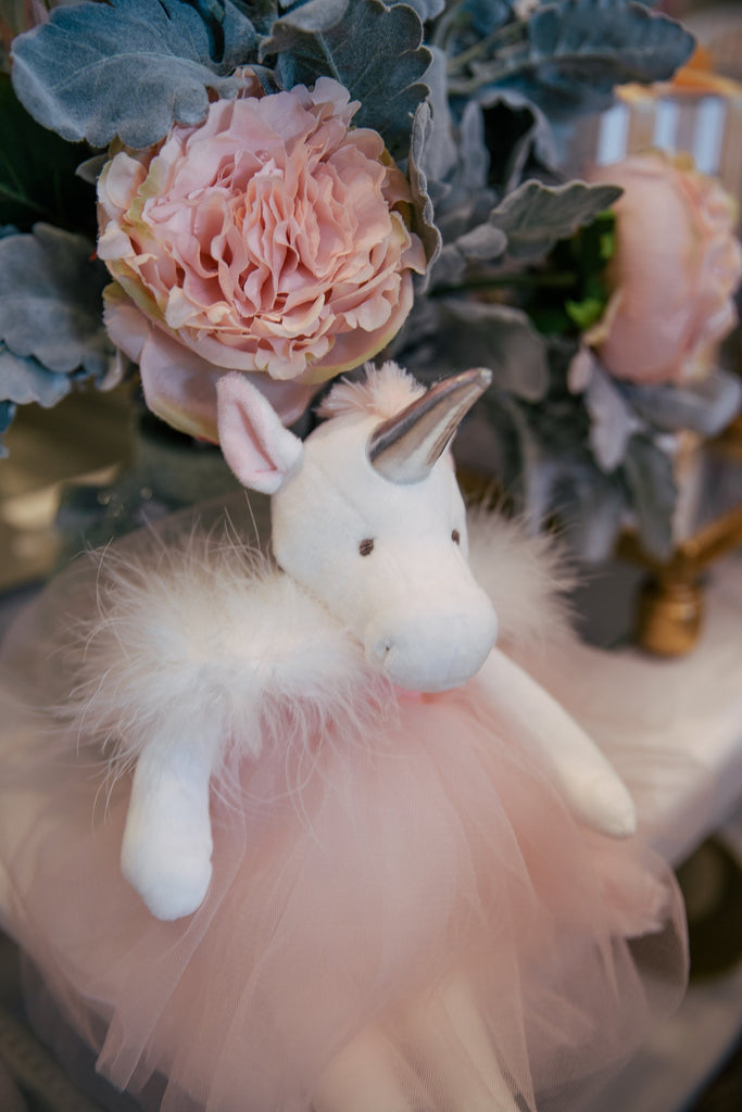 Ballerina Unicorn Toy - Mode & Affaire