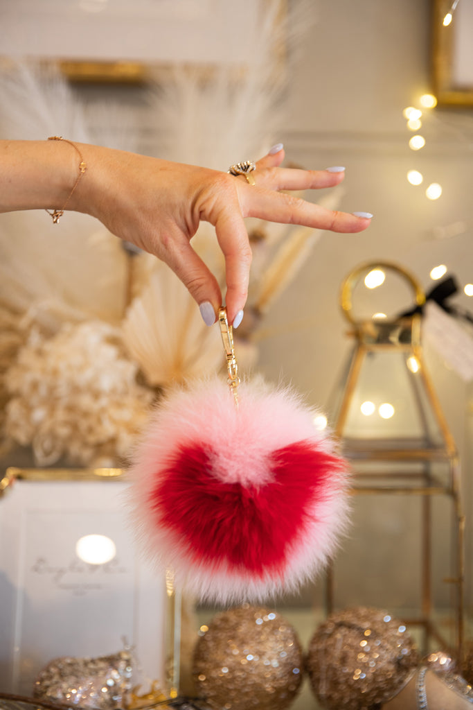 Love Heart Fur Charme - Mode & Affaire