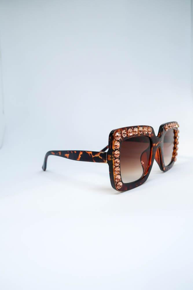 Kids Pool Party Sunglasses in Hazel - Mode & Affaire