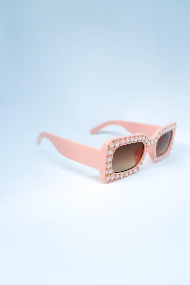 Kids Eye Candy Sunglasses in Pink - Mode & Affaire