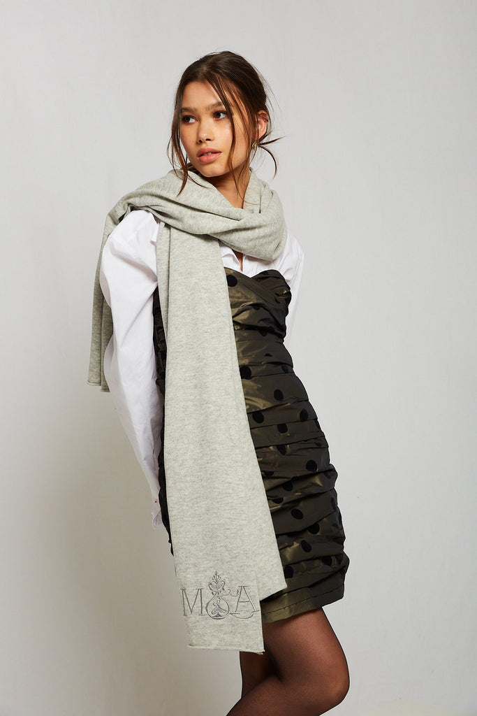 Merino Wool Wrap - Mode & Affaire