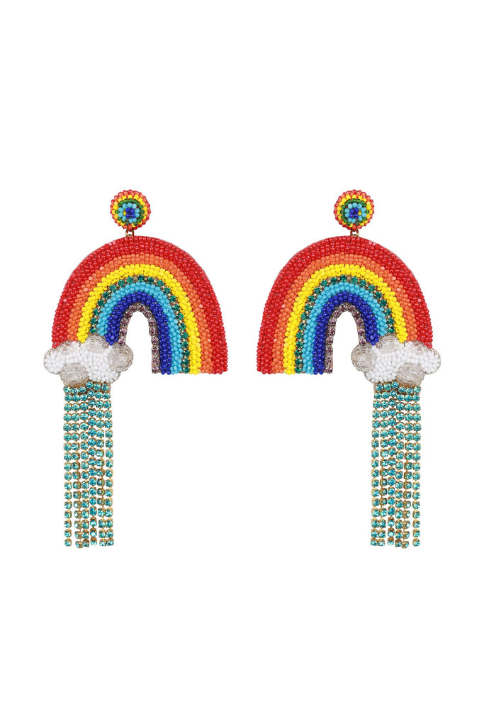 Rainbow Earring - Mode & Affaire