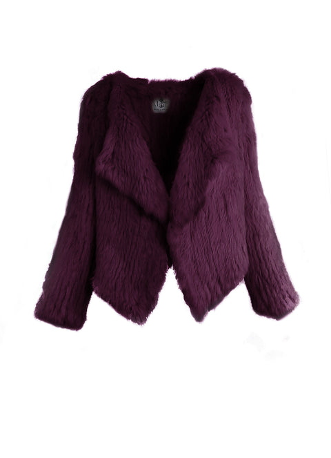 Warm Winter Fur Mulberry