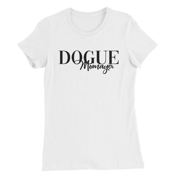 Douge Momanger Women's Slim Fit T-Shirt