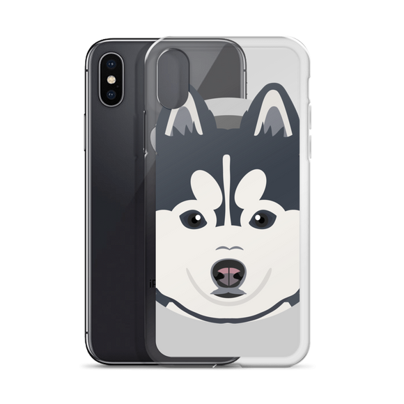 Pomskyhood iPhone X, 7/8, 6/6S Case