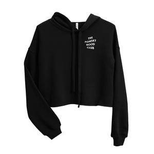 The Pomskyhood Club Crop Hoodie