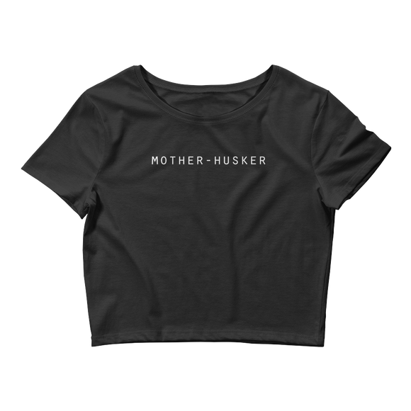 Women's Mother-Husker Crop Tee