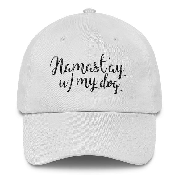 Namast'ay w/ My Dog Cap