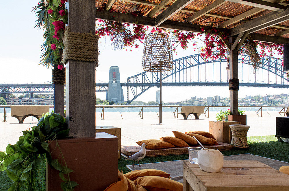 SYDNEY OPERA HOUSE Pop-Up Bar