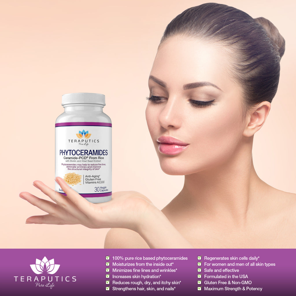 Phytoceramides Ceramides Made From Rice