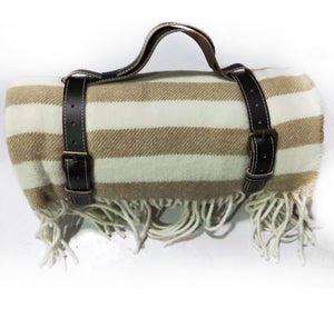 Tussock Large Stripe Throws